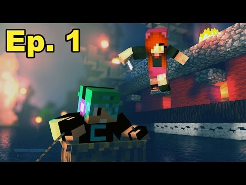 A Minecraft Survival Adventure Series / Episode 01/ Lucky First Day! from YouTube · Duration:  22 minutes 57 seconds