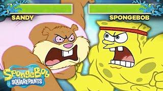 Download If SpongeBob Was a Fighting Arcade Game 🥊 SpongeBob SquareOff PART 1