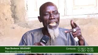 Serigne Pape Boubacar GOUDIABY  je guéris tout par Bismilahi rahmani rahimi