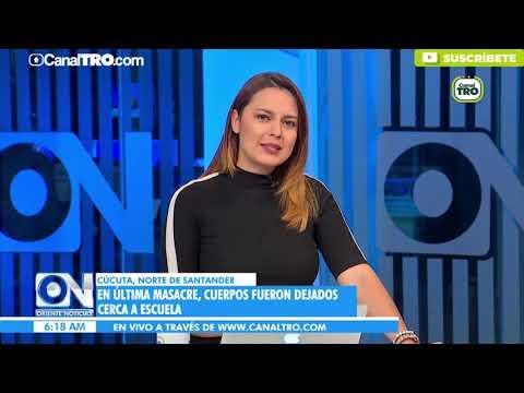 Oriente Noticias primera emisión 20 de septiembre