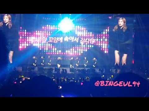 [FANCAM] 170429 TWICELAND in SG-Black Cat Nero(Dahyun & Tzuyu)