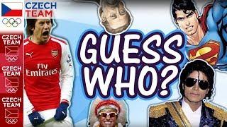 Guess Who Challenge | Krčmář vs. Moravec