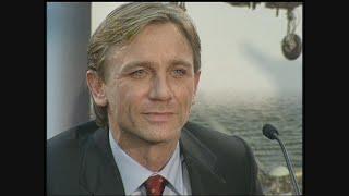 Watch Daniel Craig React to His 2005 James Bond Debut (Flashback)