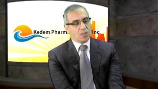Kedem Pharmaceuticals Inc. Ticker Symbol KDMP.ob