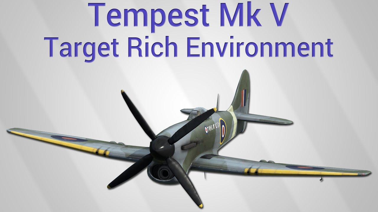 war thunder tempest mk v