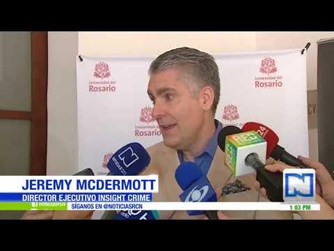 Venezuela es un estado mafioso: Jeremy McDermott, director ejecutivo de Insight Crime