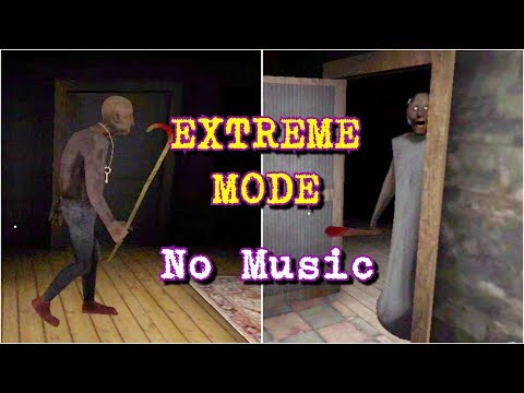 No Music Extreme Mode In Granny Chapter Two V1.1