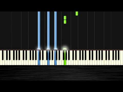 Miley Cyrus - Adore You Piano Tutorial by PlutaX - Synthesia