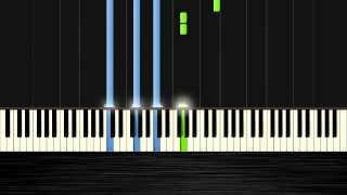 Miley Cyrus - Adore You Piano Tutorial by PlutaX - Synthesia thumbnail
