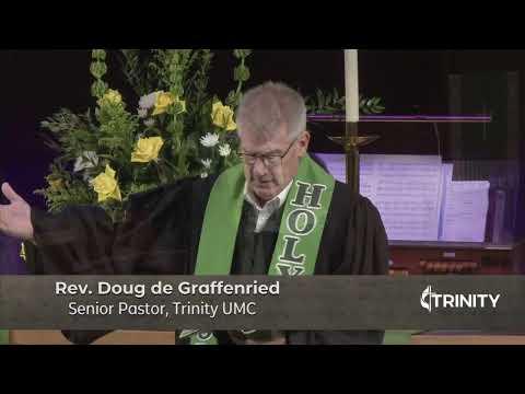 Trinity UMC Traditional Worship   07-26-20