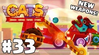 Video ULTIMATE LEAGUE CHAMPION! | C.A.T.S | Crash Arena Turbo Stars Gameplay Part 33 download MP3, 3GP, MP4, WEBM, AVI, FLV Maret 2018
