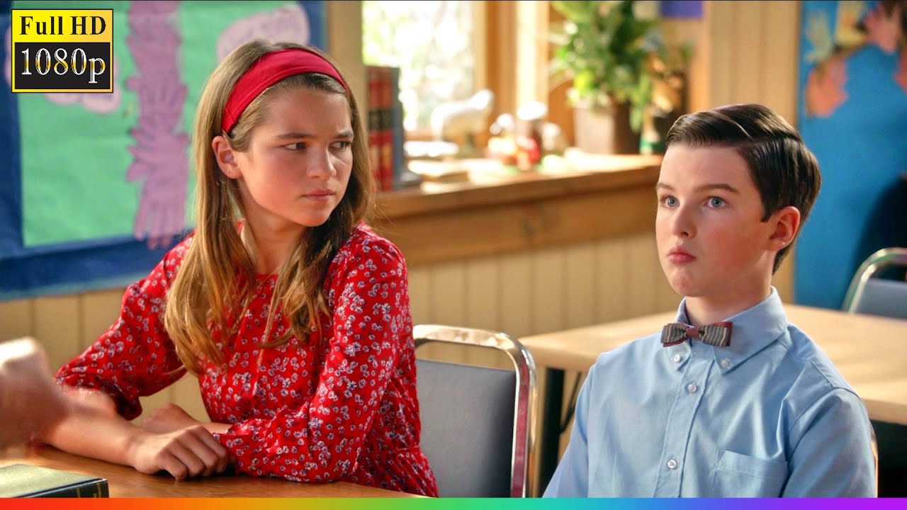 Download When Missy thinks there is no GOD 🤭 | Young Sheldon Season 5 Episode 2 | Young Sheldon NEW!!!