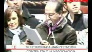 FILOTERRORISMO LXI - MANIF.3F. FRANCISCO JOSE ALCARAZ -