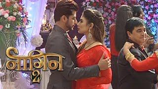 Rocky & Shivangi ROMANTIC Dance   Naagin 2