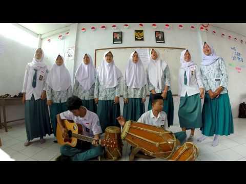 Jol Anjeun Datang Deui - Nining Meida SMK LUGINA RANCAEKEK cover by Perbankan Syariah B