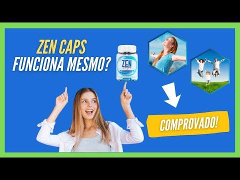 ZEN CAPS - Zen Caps FUNCIONA ? Zen Caps É BOM Mesmo? Zen Caps VALE A PENA ? Zen Caps COMO TOMAR ?
