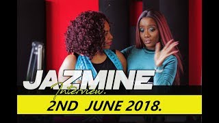 I WANT TO TRY ACTING .LYDIA JAZMINE ON CELEB SELECT [ 2ND JUNE 2018 ]