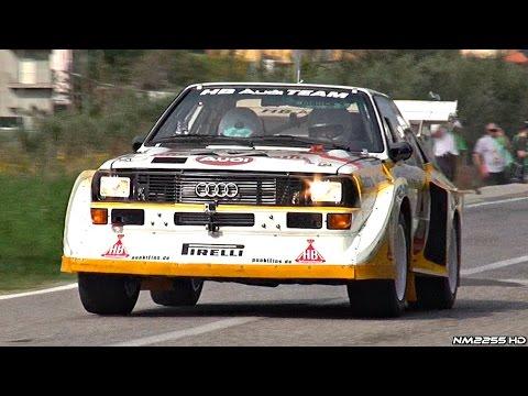 Audi Quattro S1 Group B PURE SOUND - Turn Up The Volume!