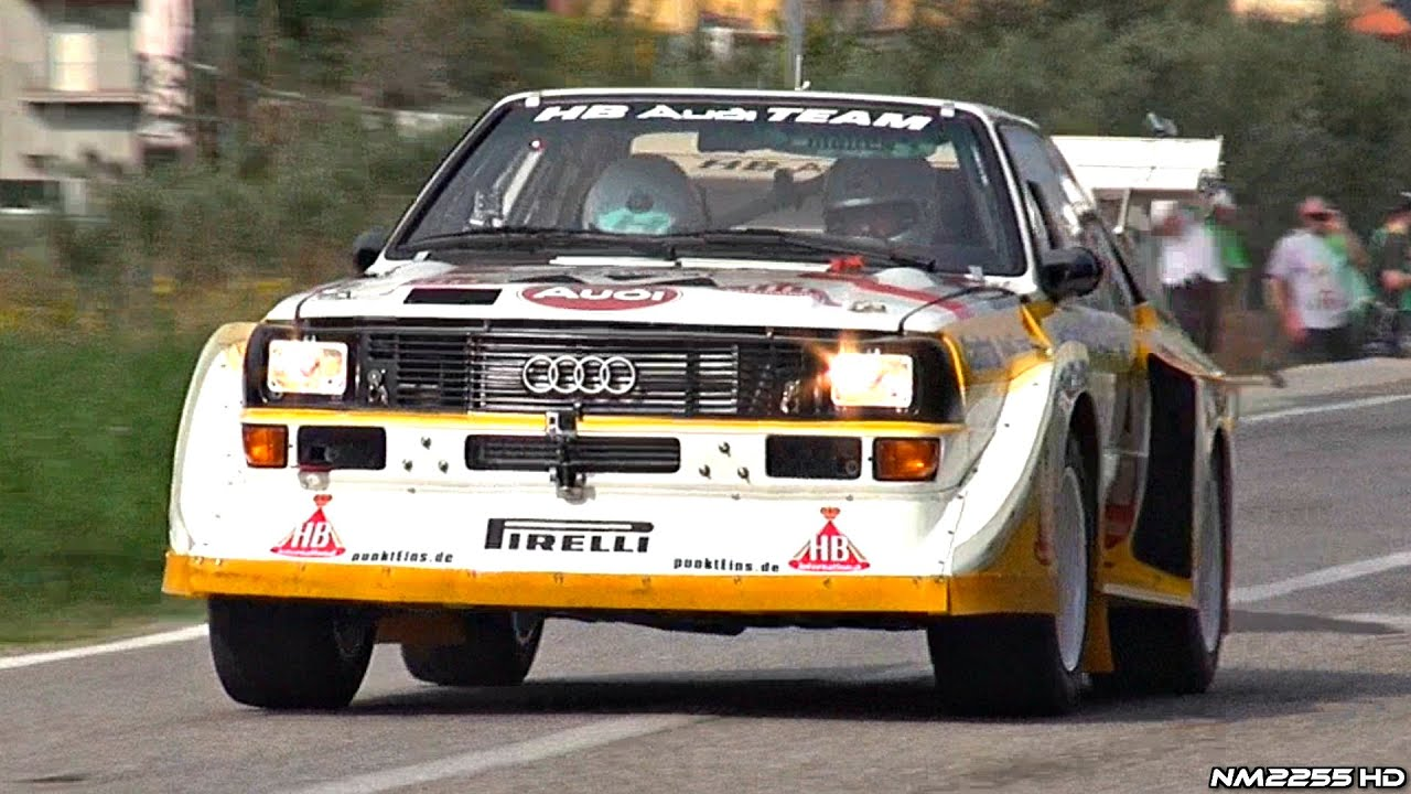 Audi Quattro S1 Group B Pure Sound Turn Up The Volume