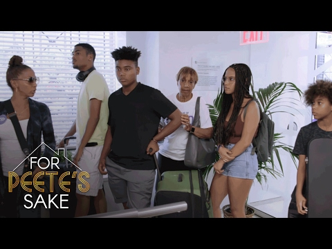 The Peetes Move Ryan into Her College Dorm Room | For Peete's Sake | Oprah Winfrey Network