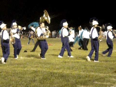 Southern High School Marching Band 2010 Blues Brothers