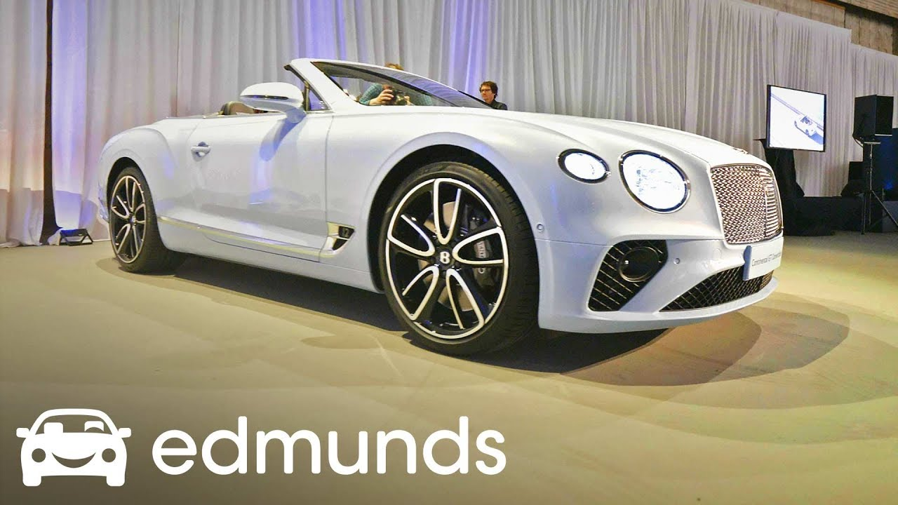 2019 Bentley Continental Gt Convertible Prestige For A Price