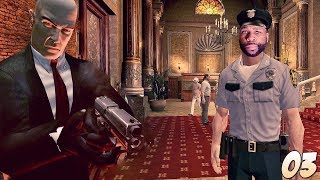 Hitman Blood Money Walkthrough Gameplay Part 3 – I Stole the Show and Broke a Leg
