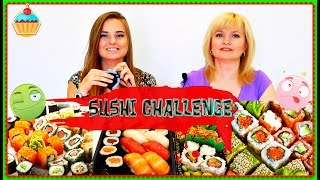 Download СУШИ ВЫЗОВ! SUSHI CHALLENGE! Mp3 and Videos
