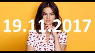 TOP 20 SINGLE CHARTS ►19. November 2017 [FullHD]