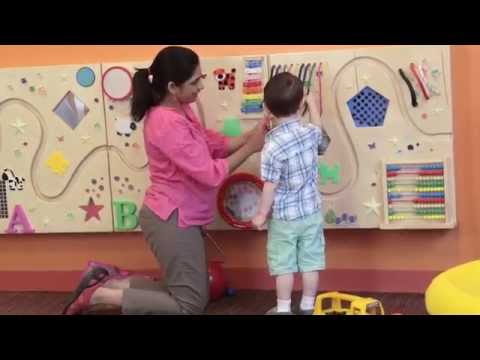 Pediatric Therapy at Emerson Hospital's Center for Rehabilitative and Sports Therapies