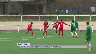 Football : Guyancourt l'emporte face à Maurepas