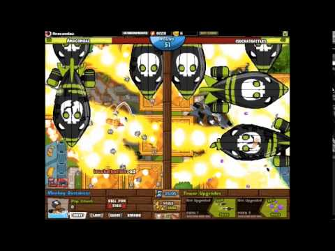 Bloons TD Battles: Pro Player vs. Pro Player High Rounds!