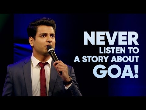 Goa: The Bullshit Story Manufacturer - Kenny Sebastian | Amazon Prime Video Special Trailer