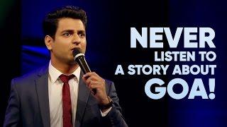 Goa: The Bullshit Story Manufacturer Kenny Sebastian | Amazon Prime Special Trailer