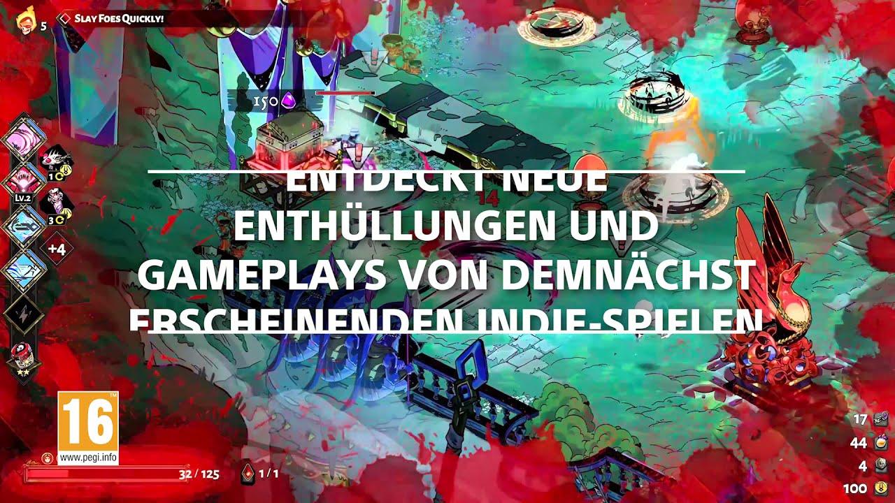 PS Indies video