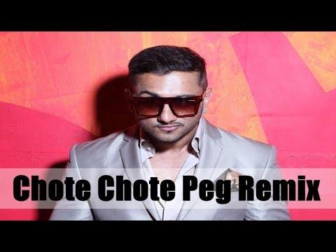 Yo Yo Honey Singh Remix | Chote Chote Peg Remix Dj Shivam Mehta