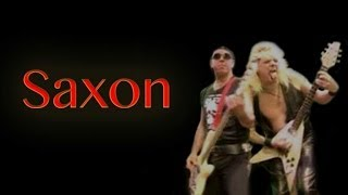 Saxon - Wheels of Steel / Devil Rides Out