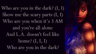 Camila Cabello ~ In The Dark ~ Lyrics (+Audio)