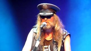 JULIAN COPE - The great dominions (live! Primavera Sound 2014)