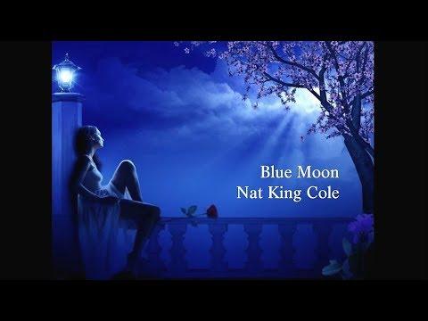 Blue Moon - Nat King Cole [ With Lyrics ]