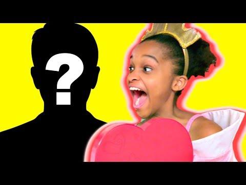 Mystery Secret Valentine - Candy and Chocolate - Shasha and Shiloh - Onyx Kids