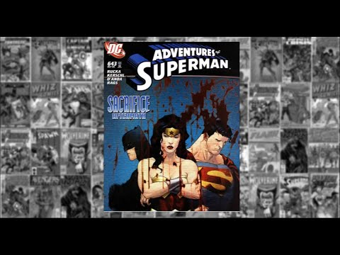 "Adventures of Superman: #643, ""Countdown to Infinite Crisis"" Book 26"