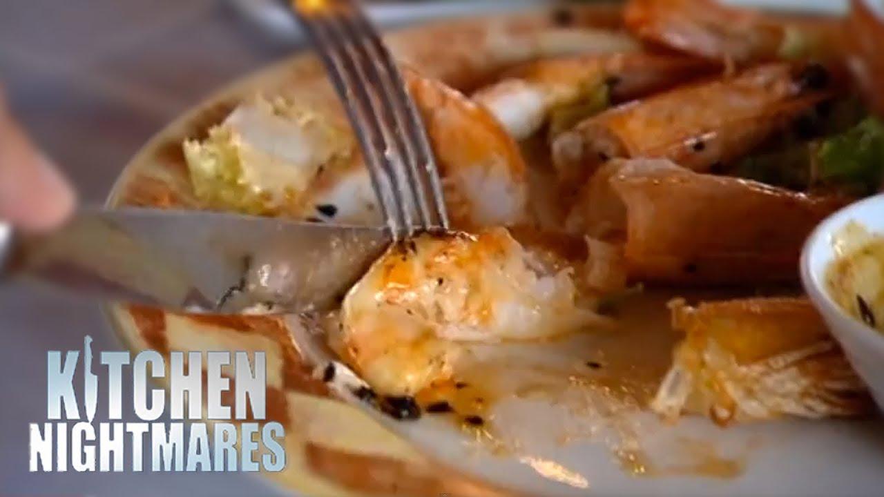 Gordon Rips Apart Chef s Signature Dish Kitchen Nightmares