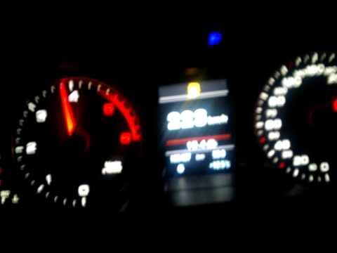 Audi A4 20 Tdi 170 Hp Top Speed видео с Youtube на компьютер