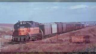 Milwaukee Road Tribute Mitchell-Rapid City South Dakota Line