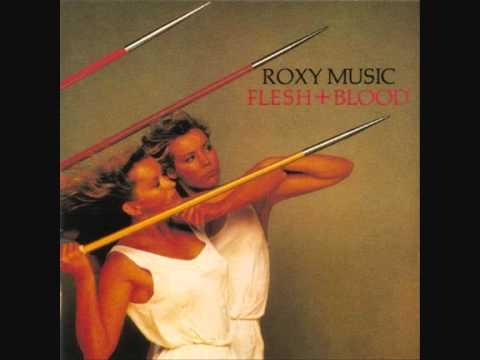 Bryan Ferry & Roxy Music  -  Rain Rain Rain