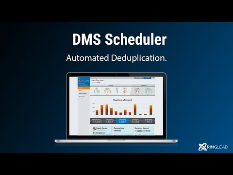 DMS Cleanses's Scheduler