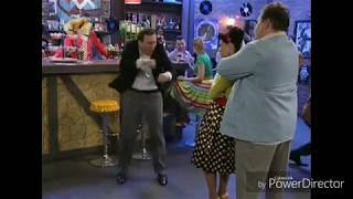 Костя Воронин танцует Хардбас