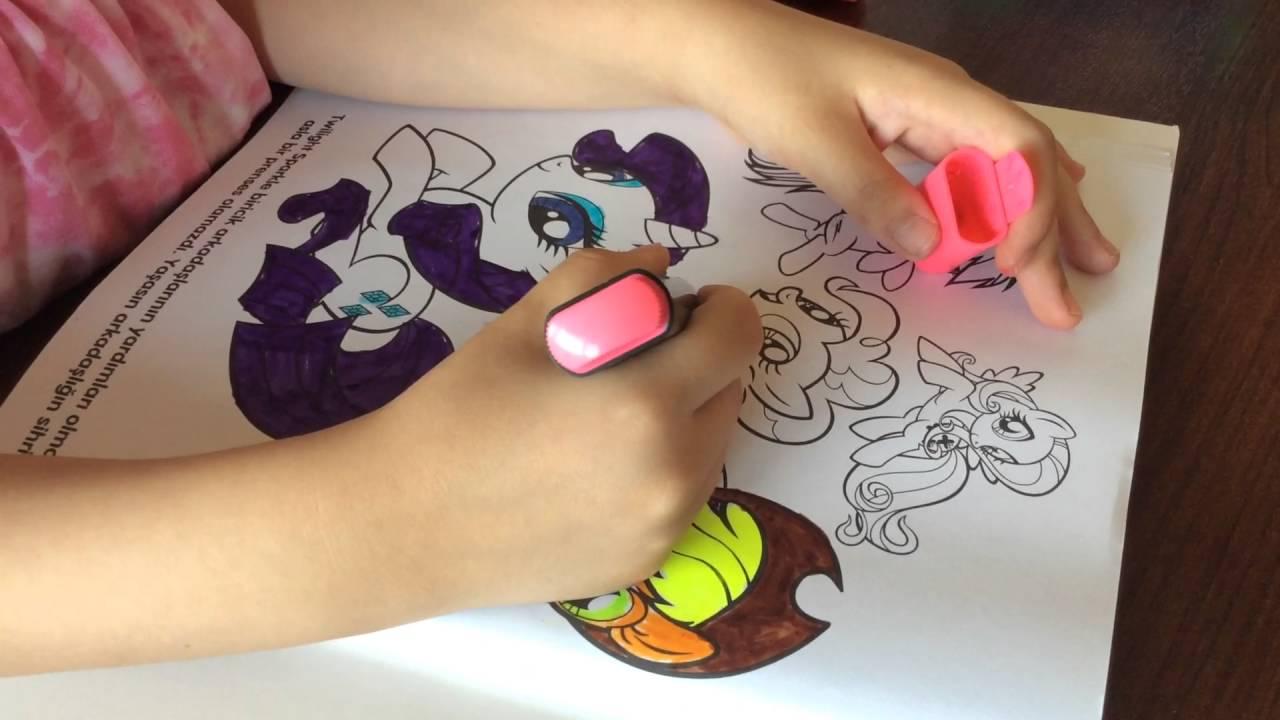 My Little Pony Boyama Kitabı