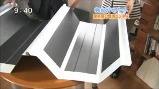 Japanese solar renewable energy system
